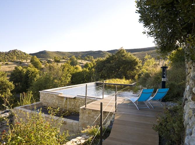 Piscinas rusticas y naturales paperblog for Petite piscine naturelle
