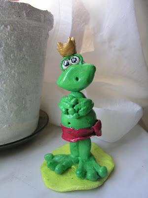 żabki na szczęście