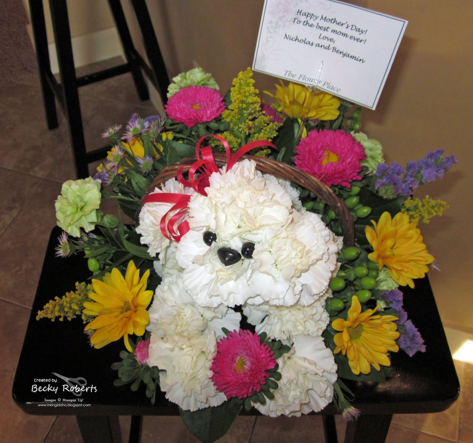 Generous 1800 flowers dog bouquet contemporary wedding and flowers inking idaho the standard mothers day gift izmirmasajfo Gallery
