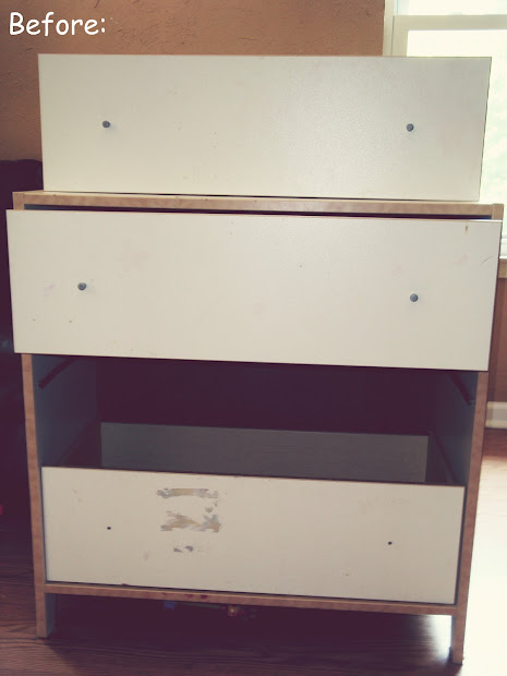 Under the Bed Dresser Drawers as Storage