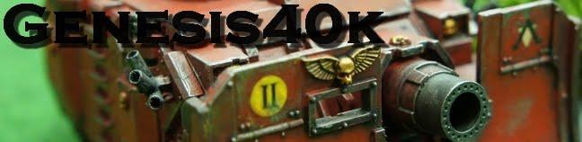 Genesis Chapter - Warhammer 40.000