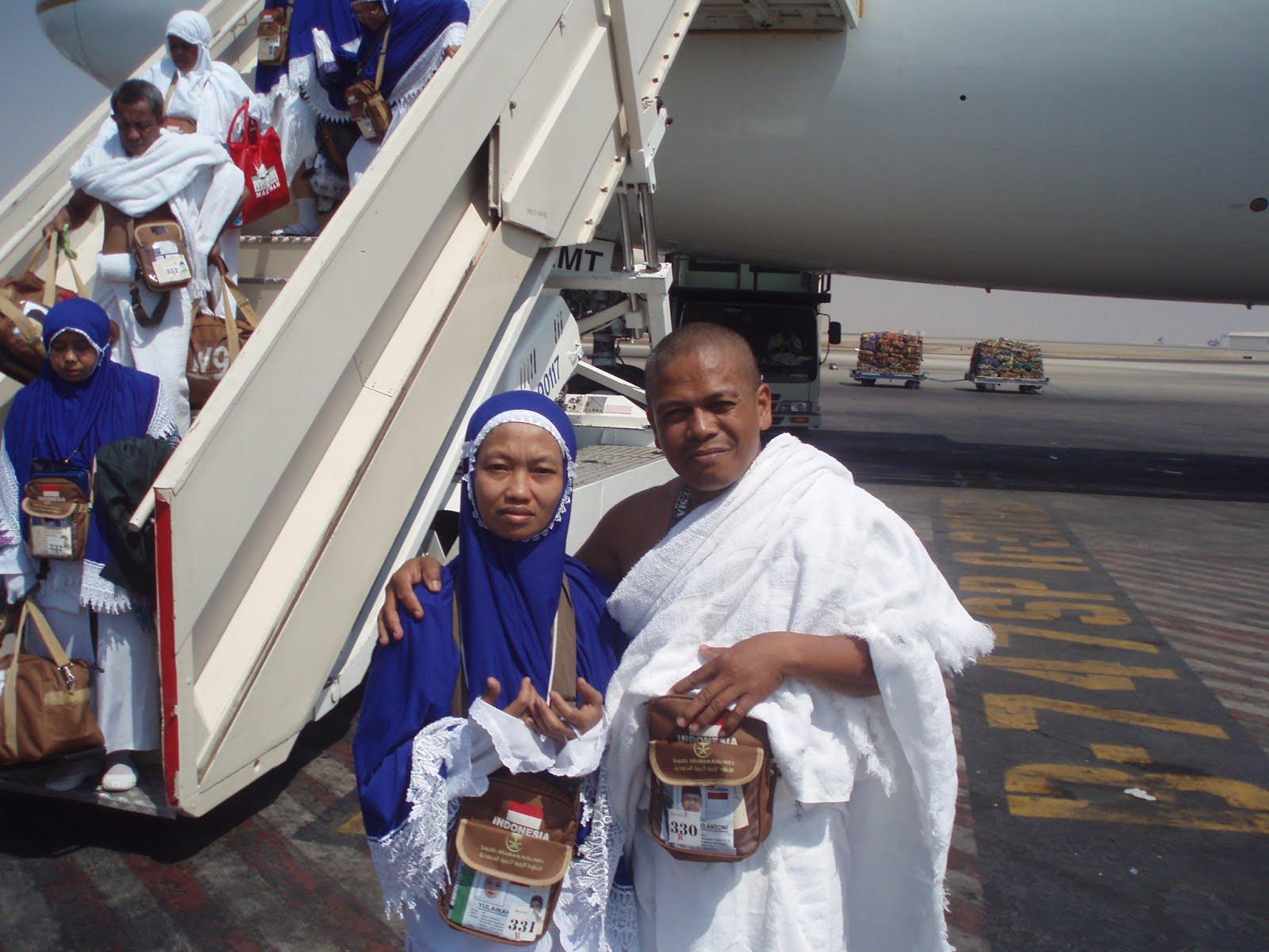 Perjalanan Haji 2012