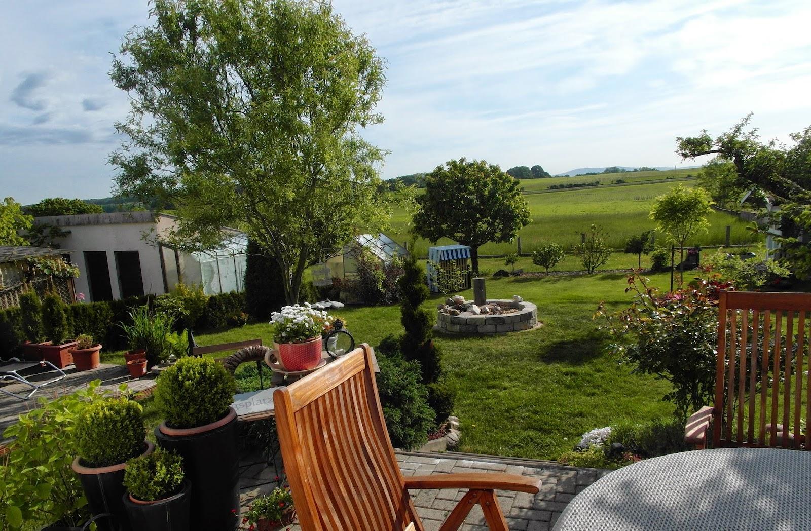 Haus voller Ideen: Gartenrundgang