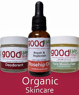 Our Organic Skincare Range
