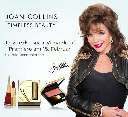 TIMELESS BEAUTY ON QVC GERMANY!