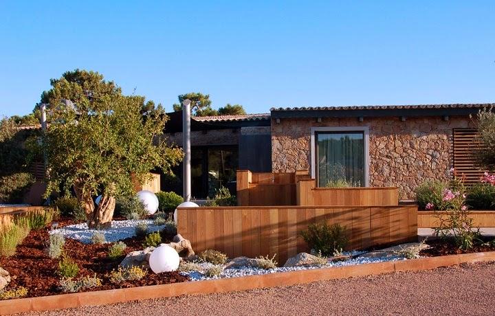 Fachadas de piedra fachadas de casas en piedra artificial - Piedra artificial para fachadas ...