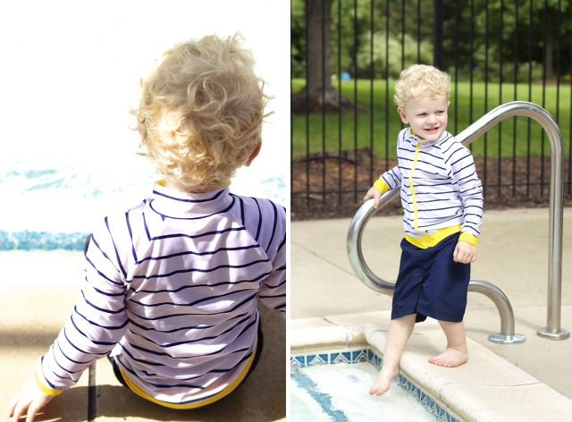 toddler boy safe swimsuit
