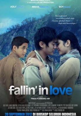 Film Fallin' in Love 2012 (Bioskop)