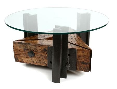 Muebles de madera materiales reciclados - Muebles originales reciclados ...