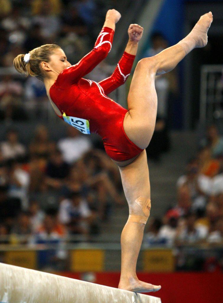 Hot Gymnasts - Hot Teen Celebrity