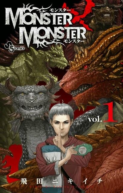 Truyện tranh Monster Monster, đọc truyện tranh Monster Monster, truyện tranh mobile Monster Monster