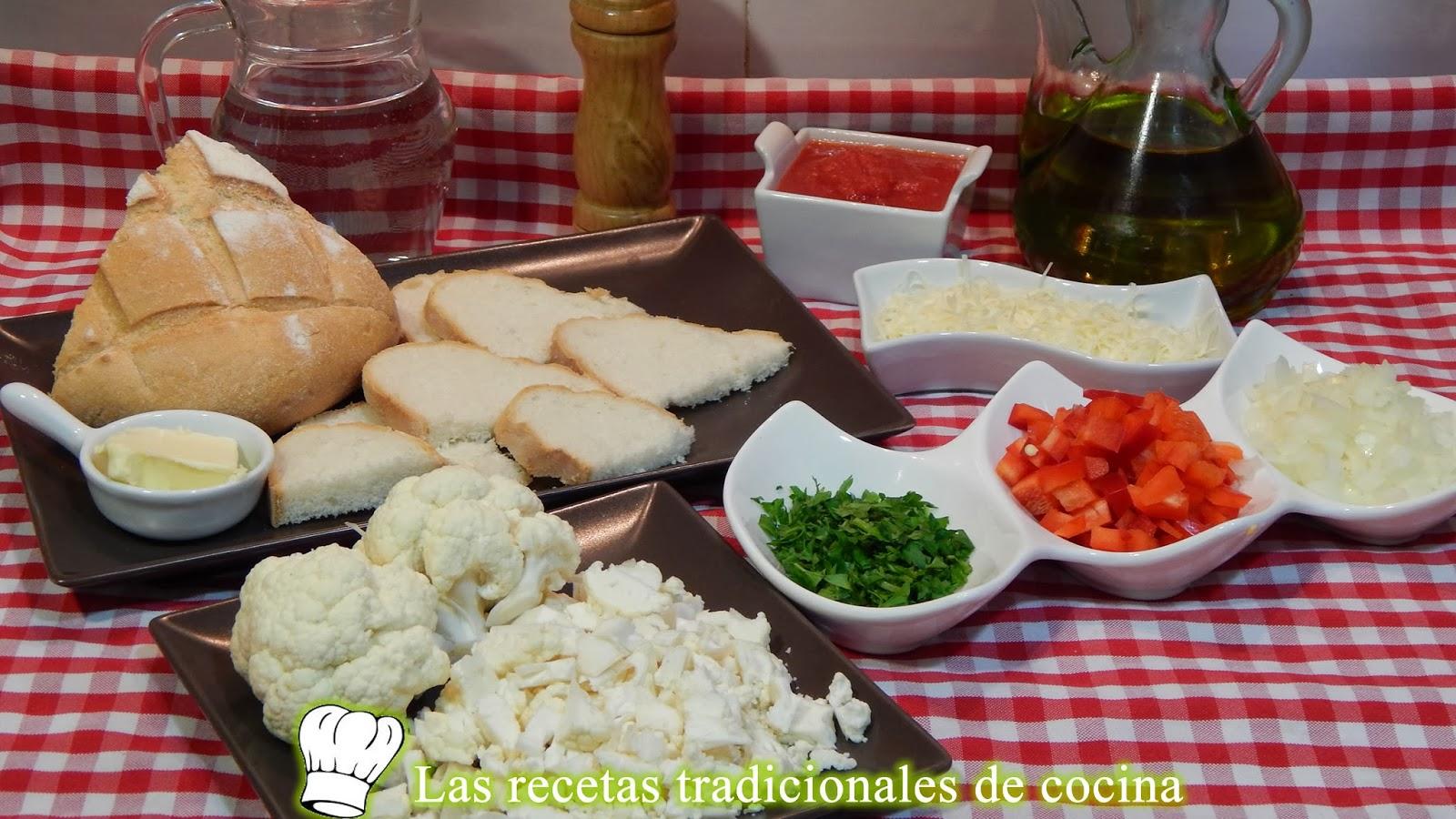 Receta de la sopa Mallorquina