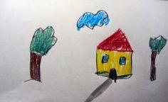 Disegno Di Un Bambino : La psicologia con i bambini: il disegno della casa