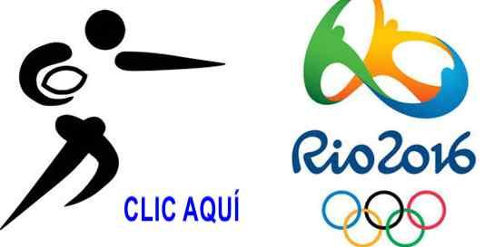 Todo sobre olimpiadas 2016