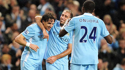 Manchester City 2 - 0 Birmingham City (1)