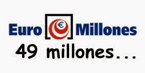 Resultados y combinación del sorteo de Euromillones de hoy.