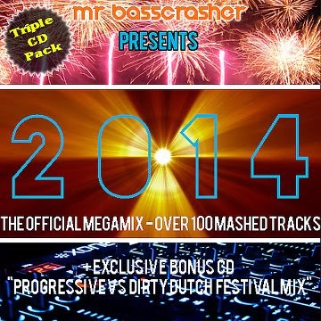 The+Official+Megamix+2014 CD – The Official Megamix 2014