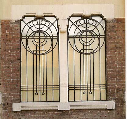 A and a proteggere la casa - Finestre liberty ...