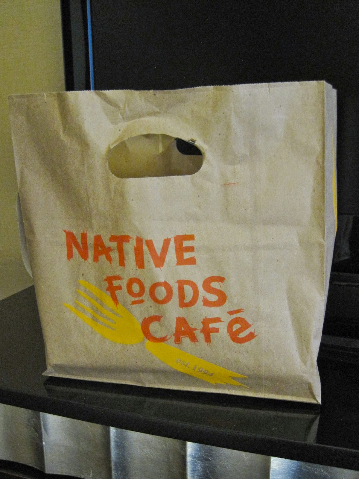 Native Foods Cafe - Vegan Gluten Free Takeout Veega