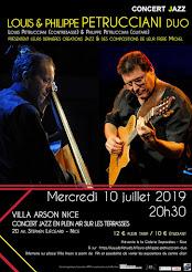 Louis & Philippe Petrucciani Duo