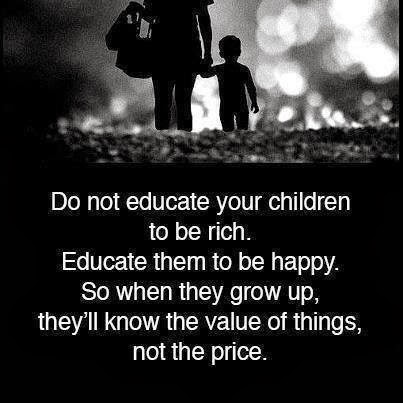Quotes With Inspirational Do Not Educate Your