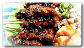 special idul adha: resep sate kambing bumbu kecap