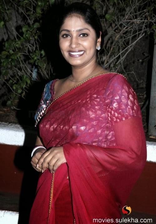 Udaya Bhanu Nude Shows Her Boobs Pussy