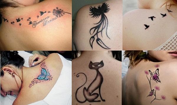 Tatuagens Femininas 2014