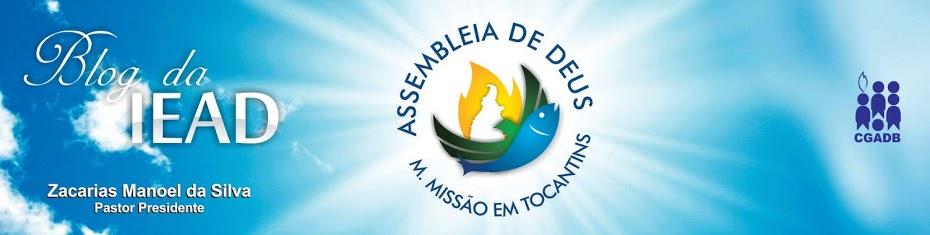 Assembleia de Deus Ministério da Missão em Tocantins
