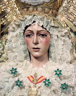 Imagen de Nuestra Señora de la Esperanza Macarena