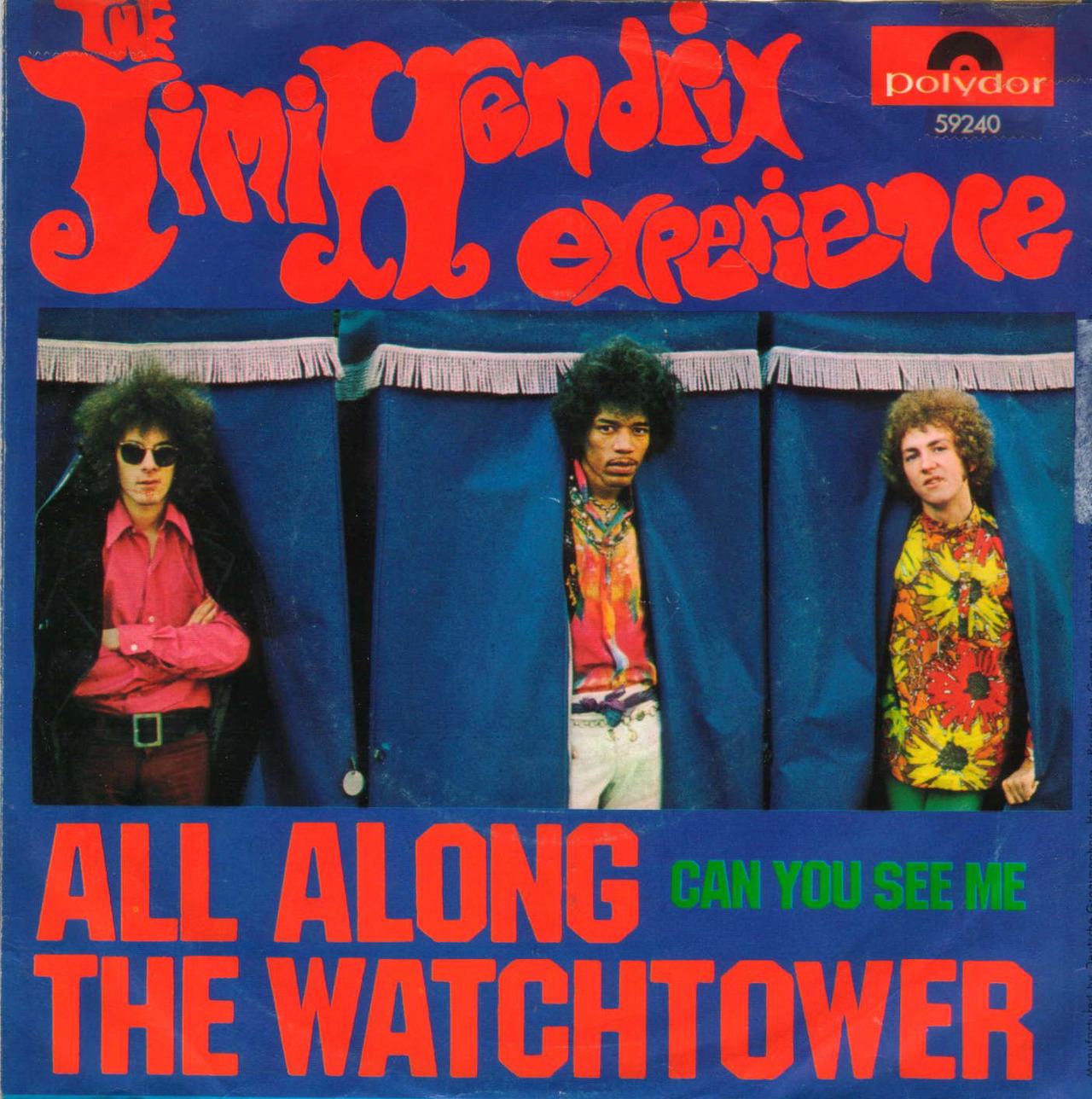 play jimi hendrix all along the watchtower