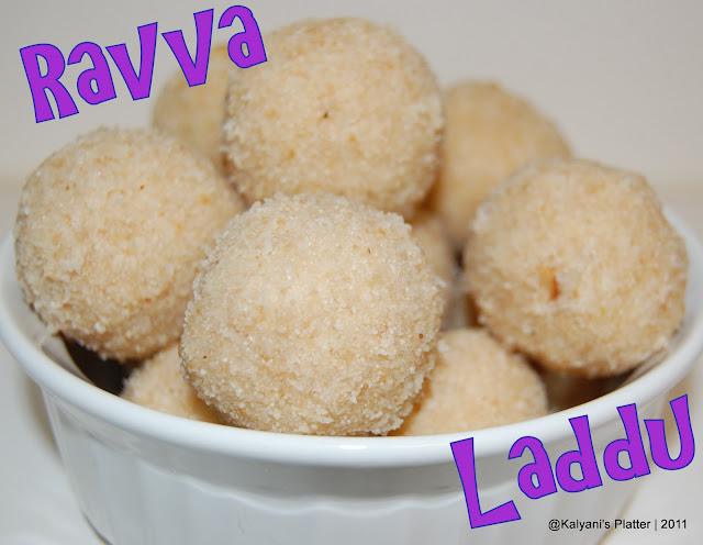 Ravva Laddu
