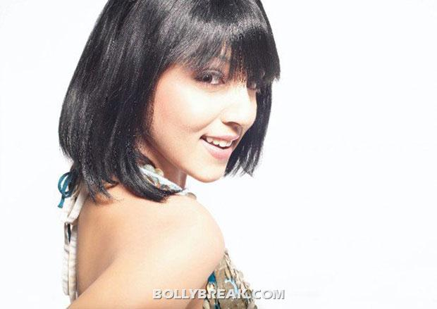 lekha washington bob cut -  Lekha washington photos-2
