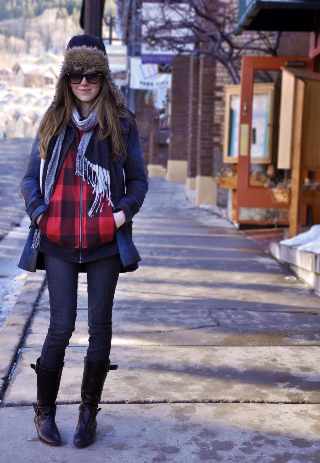 ski lodge style