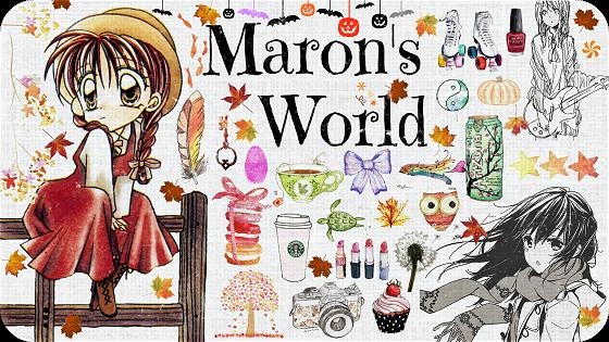 Cabecera del blog Maron's World