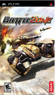 Battle Zone PSP