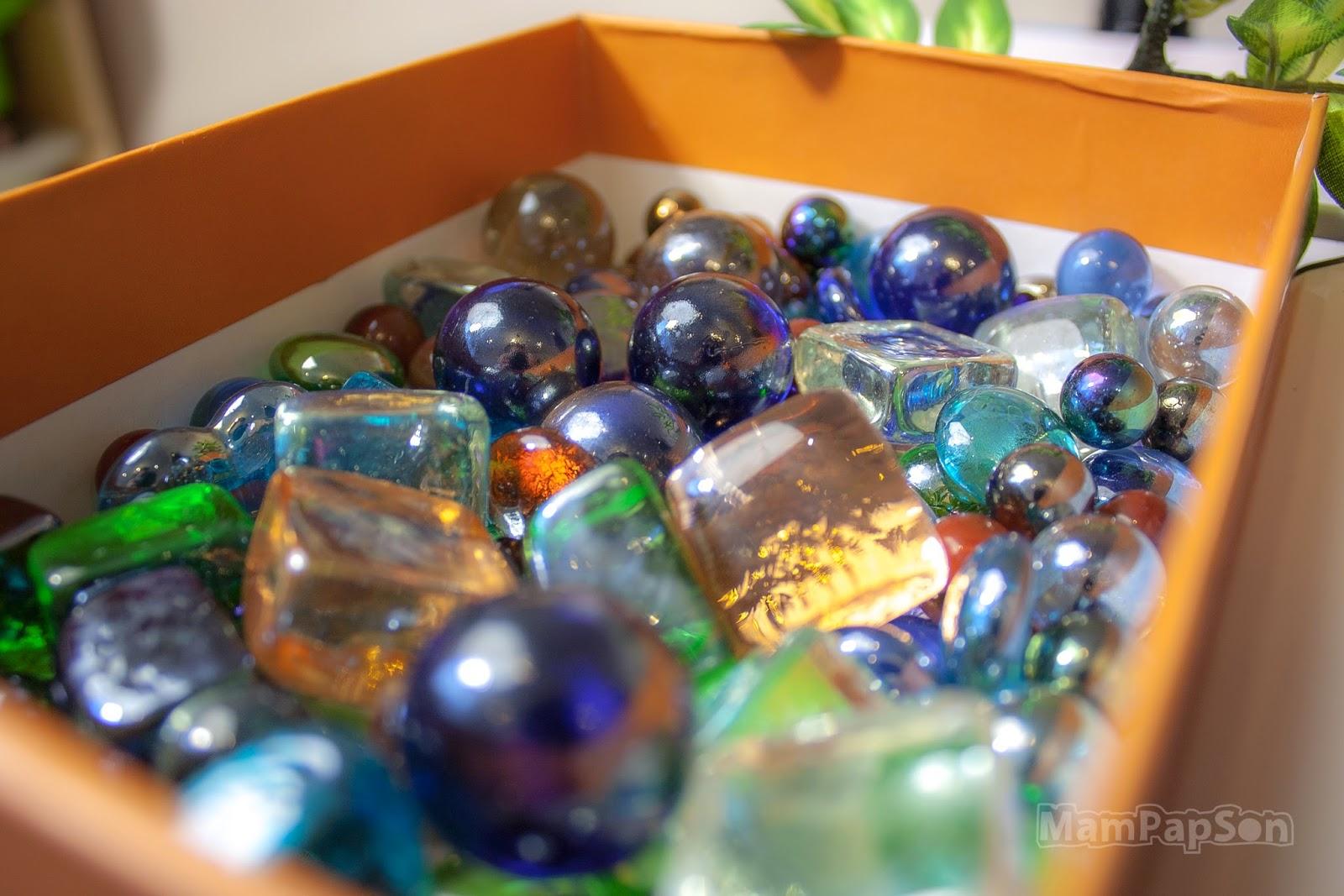 Декоративные стекляшки