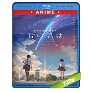 Your Name (Kimi No Na Wa) BRRip 720p Audio Japones Subt 5.1 (2016)