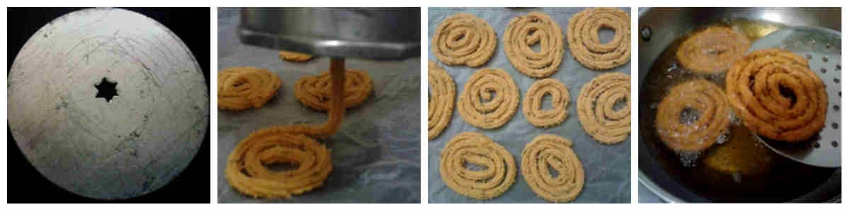Chakli Step by Step