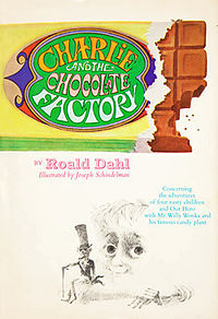 Charlie And The Chocolate Factory Book Classics Version