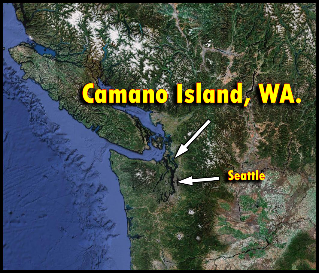camano island Welcome to camano island we hope this site offers you a glimpse of the beautiful, serene, outdoorsy, family friendly island that is camano just a 15 minute drive off of interstate-5, an.