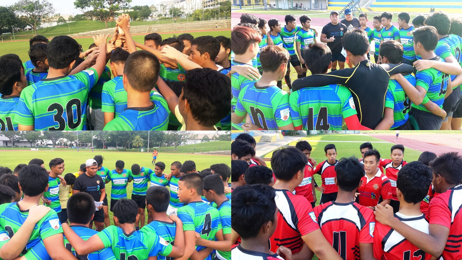 SRU-SCNRA U15 Zonal 15 A Side Tournament 2015