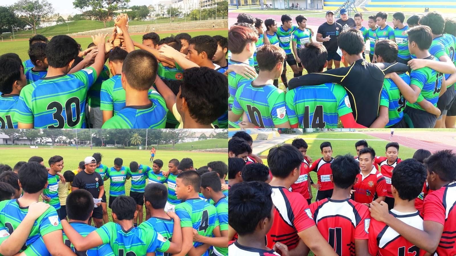 SRU-SCNRA U15 Zonal 15 A Side Tournament 2015