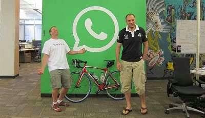 Seperti Inikah Kantor Whatsapp?