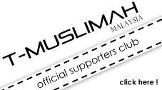 i like T-shirt Muslimah