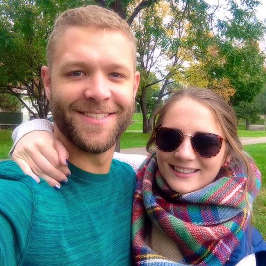Kansas Weekend Couples Getaway: A Memory Of Us: Minneapolis Photo Diary