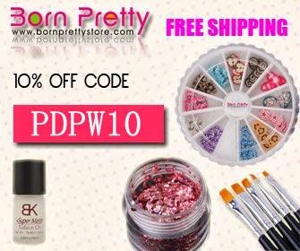 Born Pretty Store code