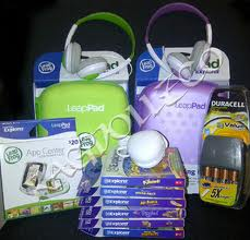 leapfrog leappad games and accessories
