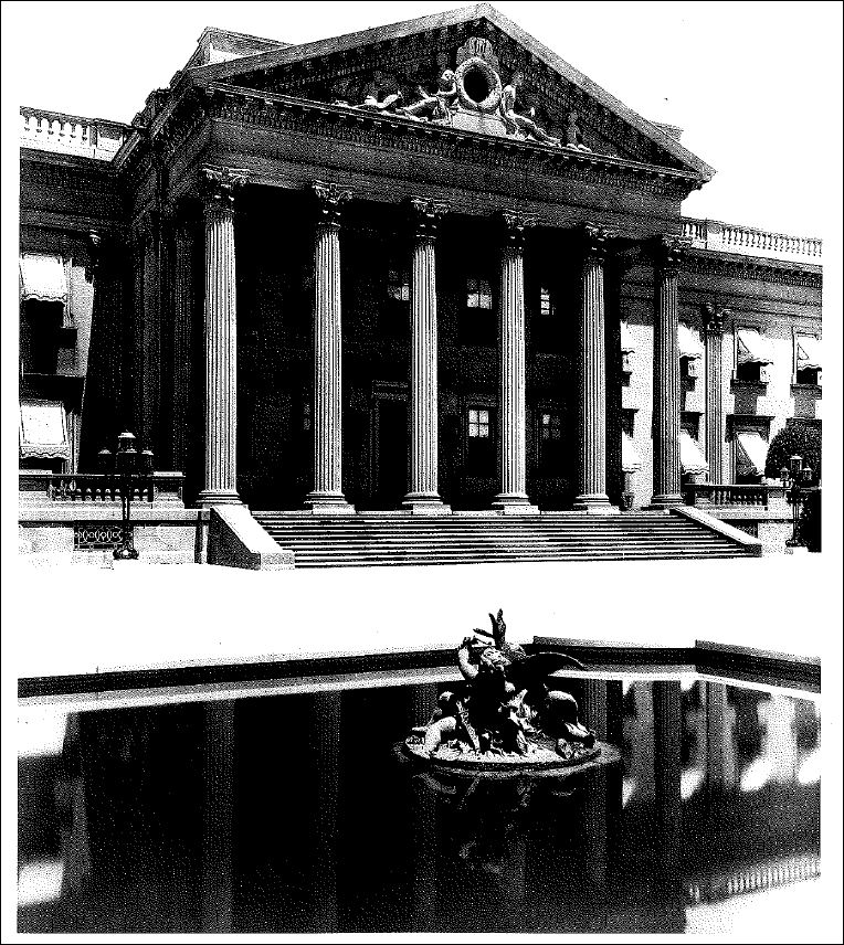 Mansion Floor Plans Lynnewood Hall Philadelphia Pennsylvania