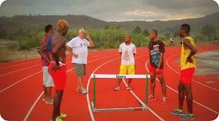 KONI Papua Datangkan Konsultan Atletik dari Jerman